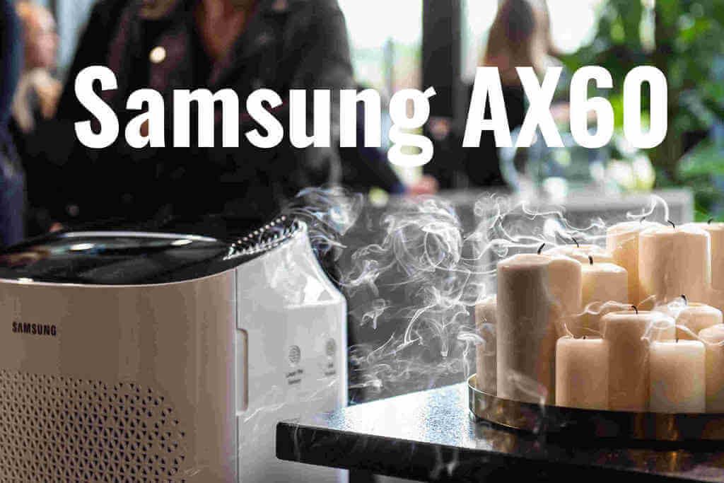 Oczyszczacz Samsung AX60R5080WD