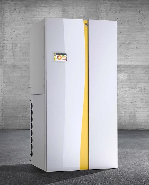 Alternatywne formy ogrzewania - pompa ciepła