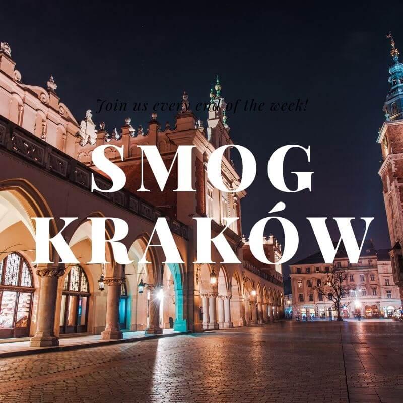Smog Kraków - stan powietrza Kraków
